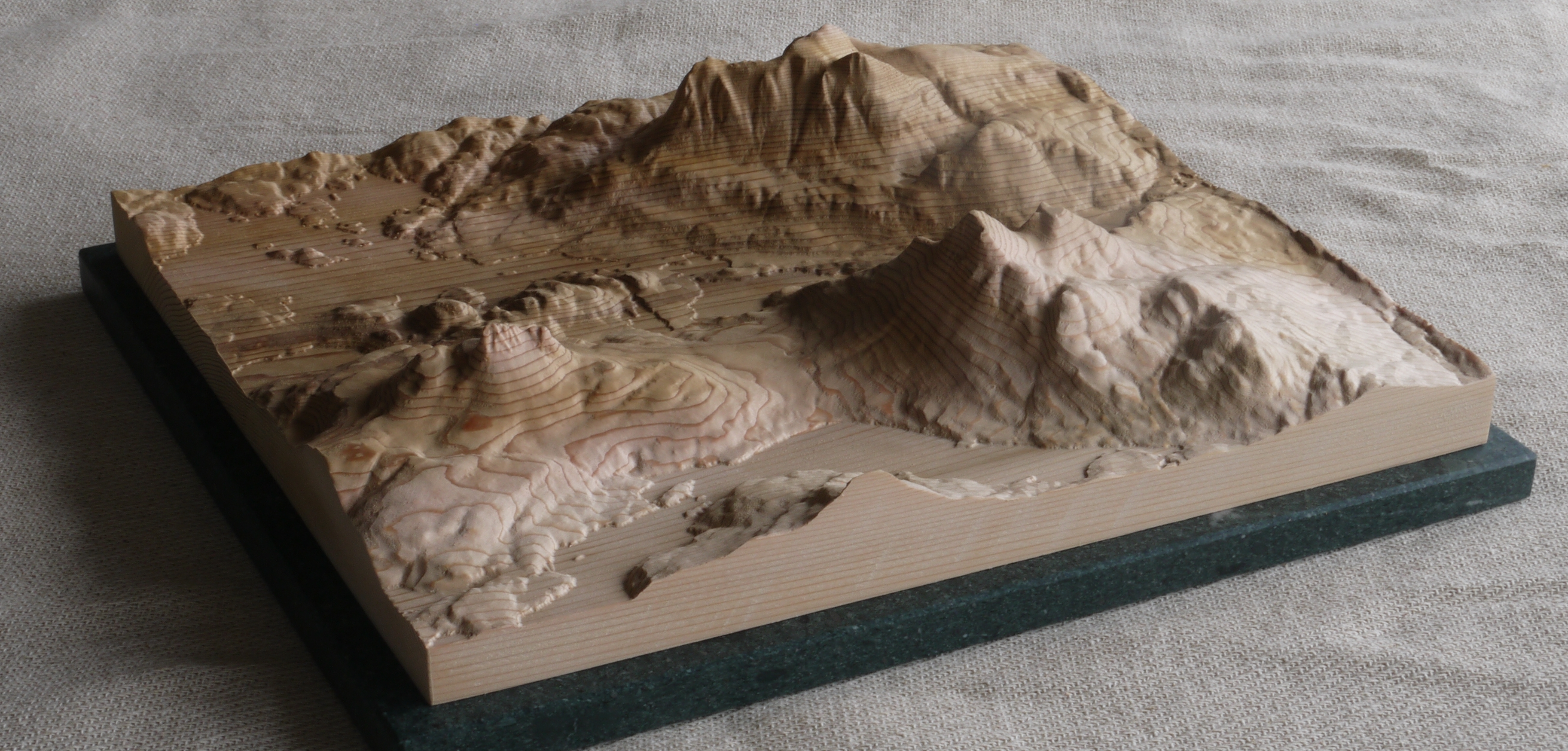 3d Relief Map Of Uk.Raised Relief Maps By Map Sculpture